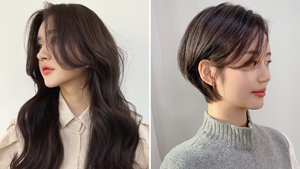 10 Best Flattering Haircuts With Side Bangs For Round Faces
