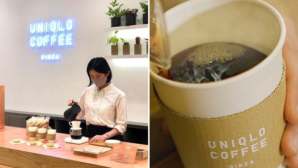 Uniqlo's First Cafe Is Now Open And We Can't Wait To Check It Out
