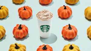 Starbucks' Famous Pumpkin Spice Latte Is Finally Back In Time For The 'ber Months