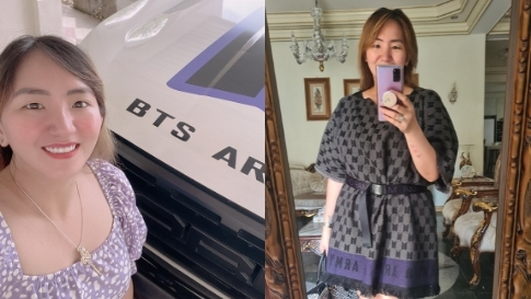 This Filipina Proves She's The Ultimate Bts Fan After Spending Up To P2 Million On Merch