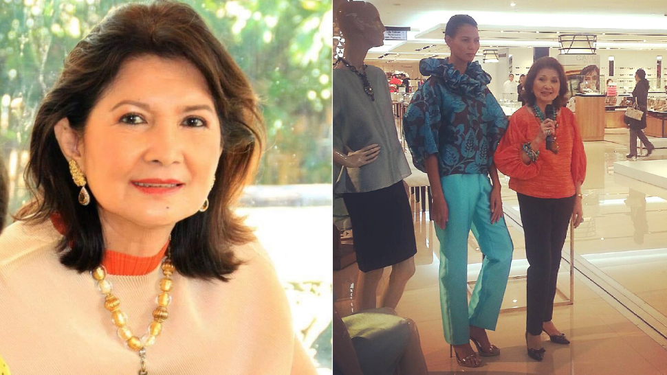 Fashion Designer Criselda Lontok Has Passed Away