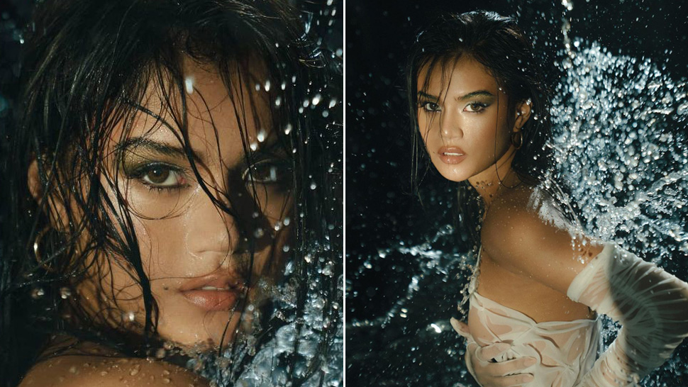 Maris Racal Looked Stunning In Her Dripping Wet Birthday Photoshoot