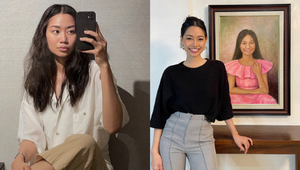 We Love These Chic Neutral Ootds From Beauty Queen And Artist Jan Abejero