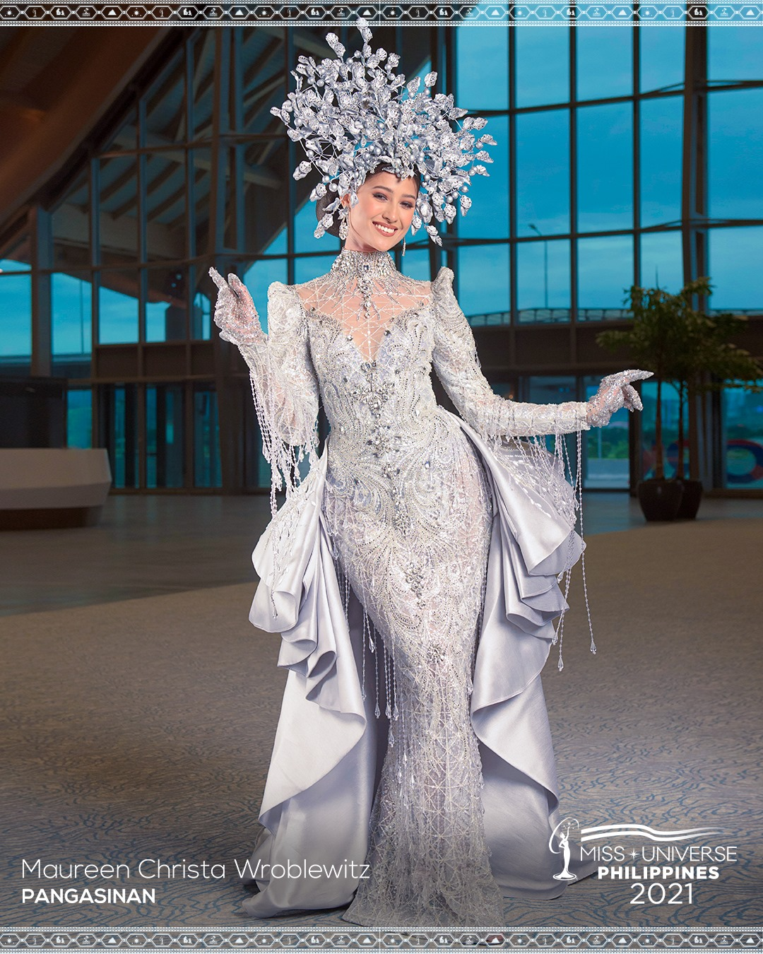MAUREEN WROBLEWITZ -10 OF THE BEST NATIONAL COSTUMES TO WALK THE MISS UNIVERSE PHILIPPINES 2021 STAGE