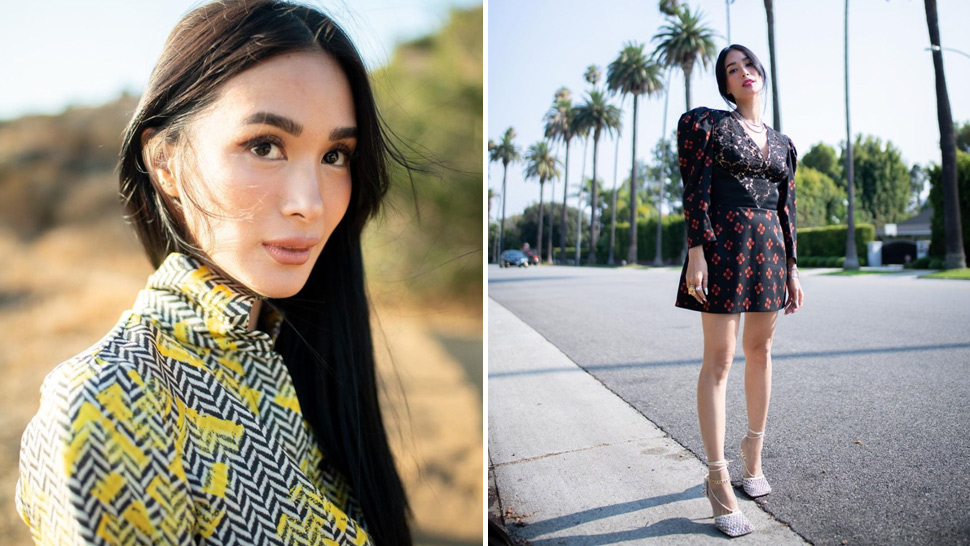 """Yikes! Heart Evangelista Reveals That A Designer Badmouthed Her For Having """"only One Pair"""" Of Shoes"""