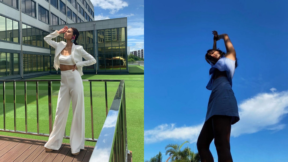 10 Fierce Yet Casual Ootd Poses We're Stealing From These Miss Universe Philippines Candidates