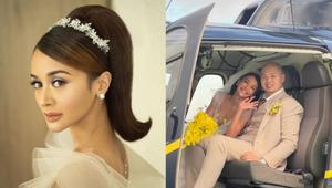 All The Details We Loved About Kris Bernal And Perry Choi's Wedding