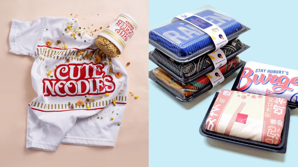 You'll Want to Shop All the Food Print Shirts from This Local Brand