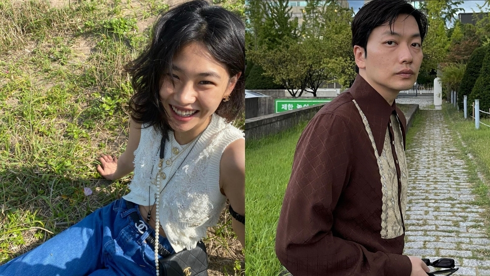 """Jung Ho Yeon of """"Squid Game"""" And Lee Dong Hwi of """"Reply 1988"""" Are Actually Dating In Real Life"""
