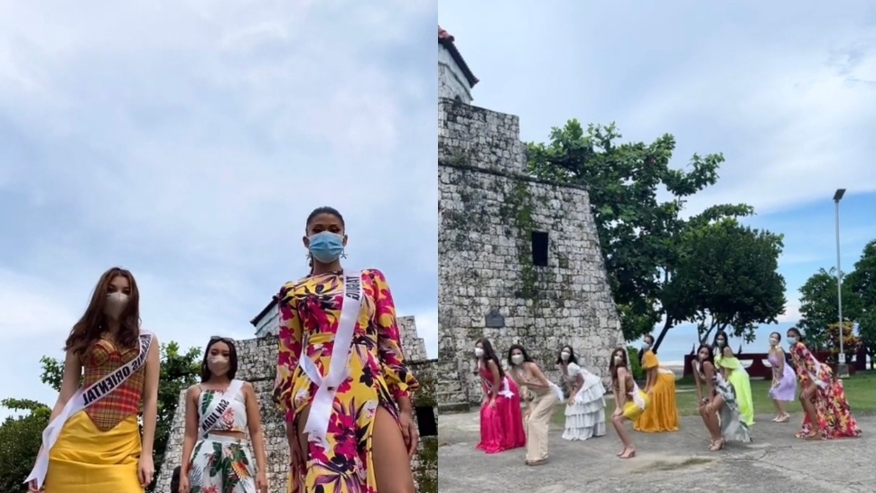 Miss Universe Philippines Candidates Prove Women Can Support Women Even During Competitions