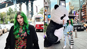 We Love Arci Munoz's Effortlessly Cool Travel Ootds In New York