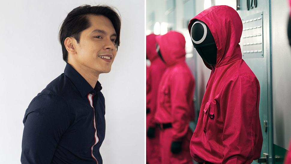 """Carlo Aquino Reveals That He Almost Appeared In """"squid Game"""""""