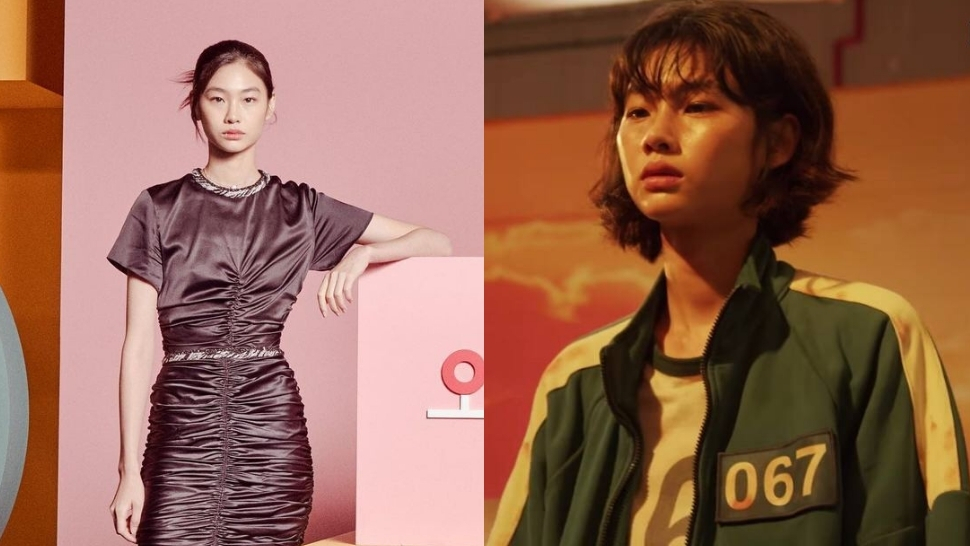 """10 Things You Need To Know About """"squid Game"""" Actress Jung Ho Yeon"""