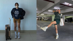 10 Fresh Bike Shorts Outfits That'll Look Chic No Matter What