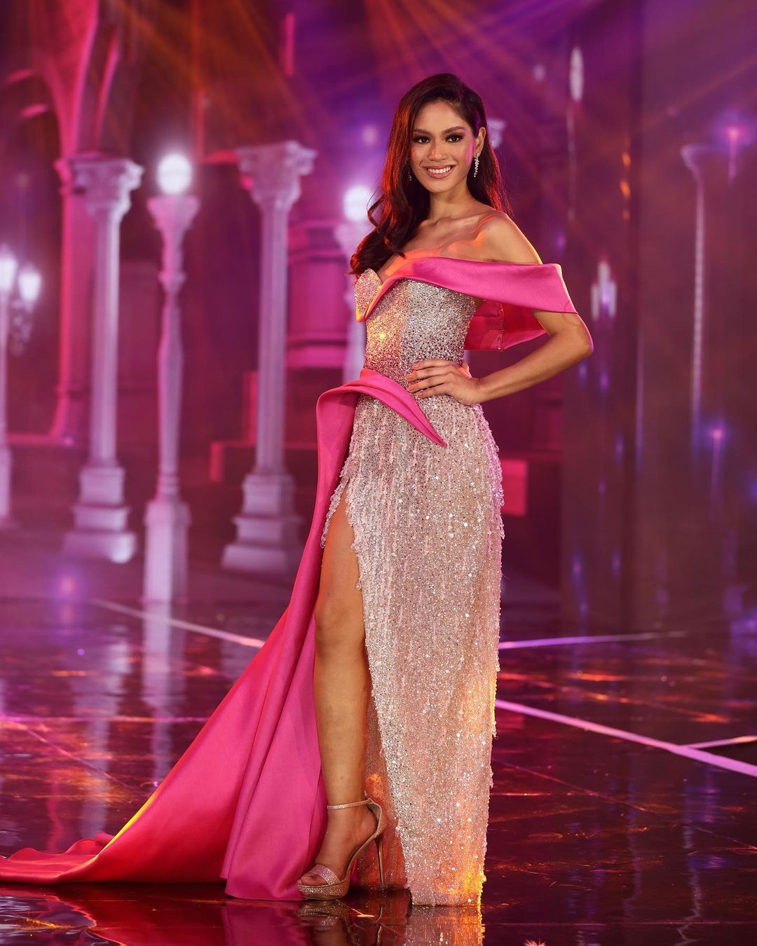 miss universe philippines 2021 top 10 gowns