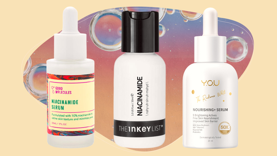 8 Niacinamide Serums That Will Help Fade Your Dark Spots