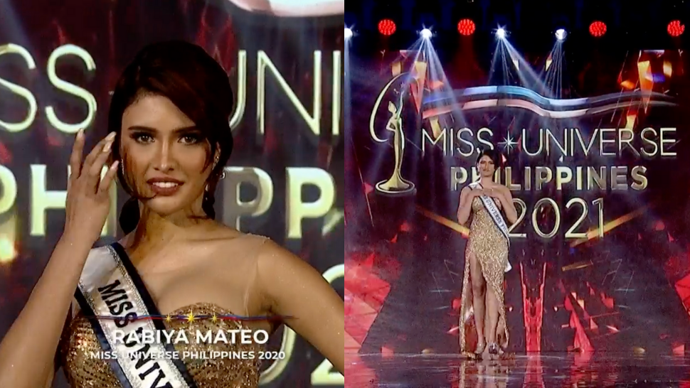 Rabiya Mateo Wore The Most Stunning Gowns For Her Final Moments As Miss Universe Philippines 2020