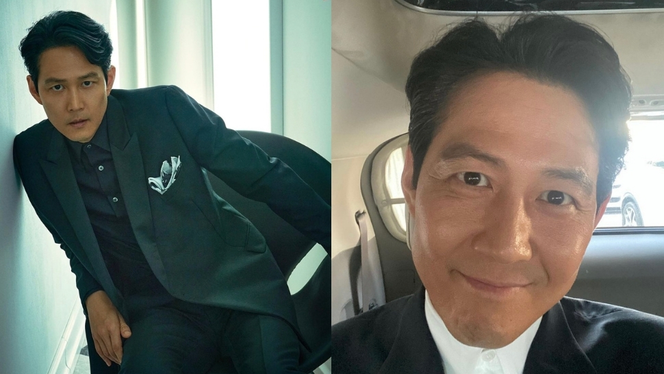 """Lee Jung Jae Has Been Posting The Cutest """"squid Game"""" Content On His Instagram"""