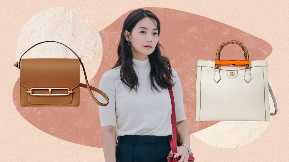 """13 Expensive Designer Bags We Spotted On Shin Min Ah In """"hometown Cha-cha-cha"""""""