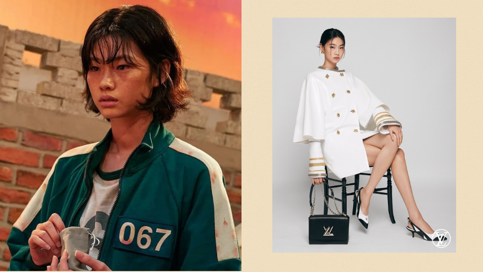 """Jung Ho Yeon of """"Squid Game"""" is Now Officially a Louis Vuitton Girl"""