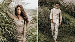 Ellen Adarna And Derek Ramsay Shared Teasers Of Their Engagement Shoot And It's Beautiful