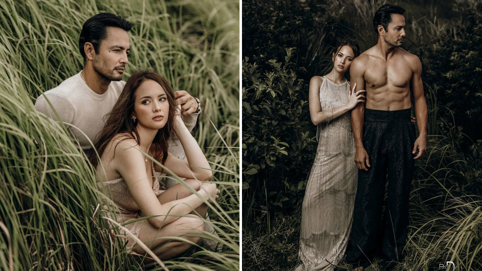 Ellen Adarna and Derek Ramsay Had Their Prenup Shoot in the Mountains and the Photos Are Breathtaking
