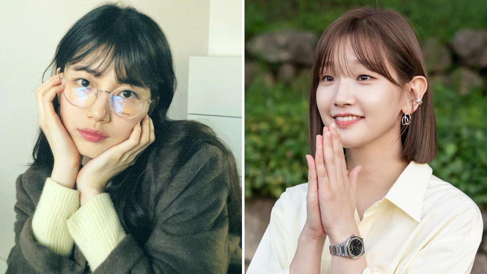 The Best Curtain Bangs Hairstyles to Try, As Seen on Korean Celebrities