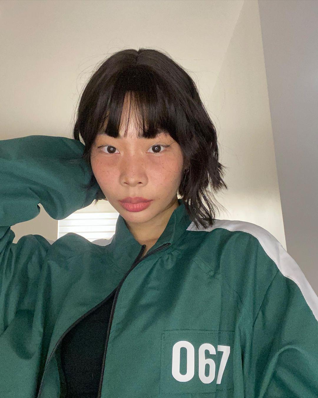 rhea bue's kang sae-byeok transformation