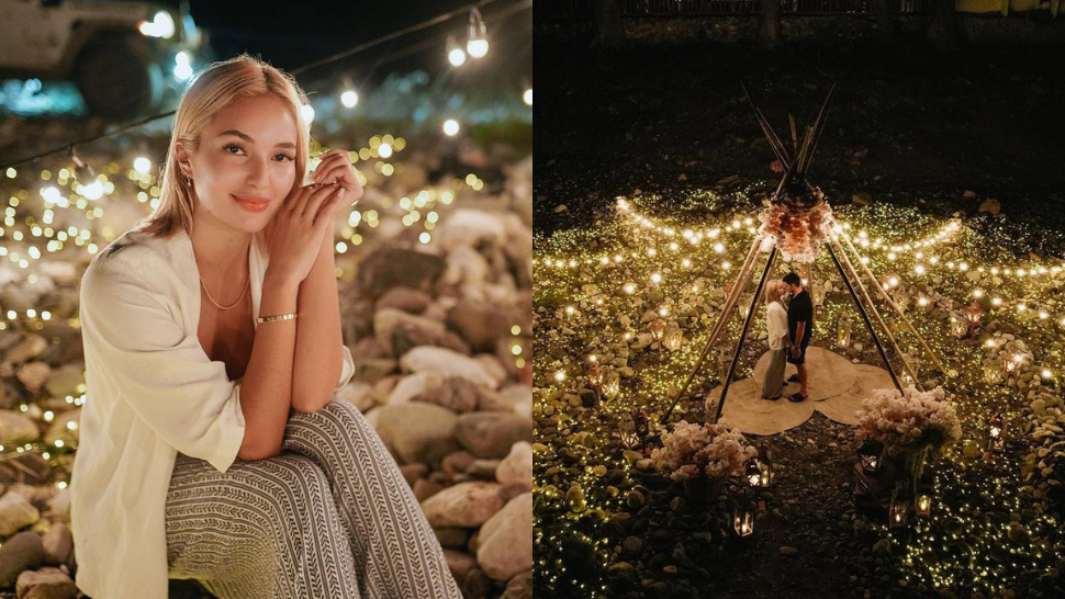 Sarah Lahbati Went Glamping with Her Family for Her 28th Birthday and It Looked So Aesthetic
