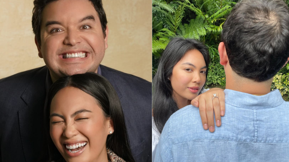 Dominique Cojuangco And Michael Hearn Are Officially Engaged!