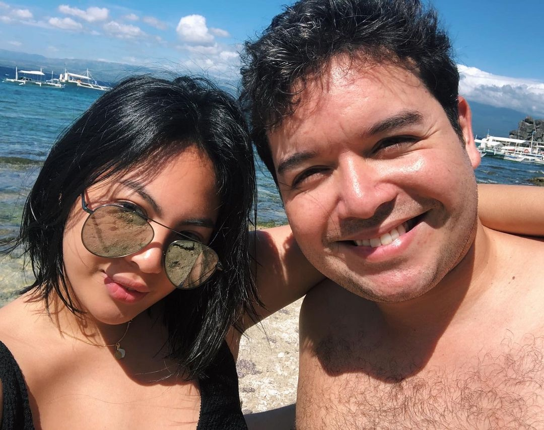 dominique cojuangco announces engagement to michael hearn