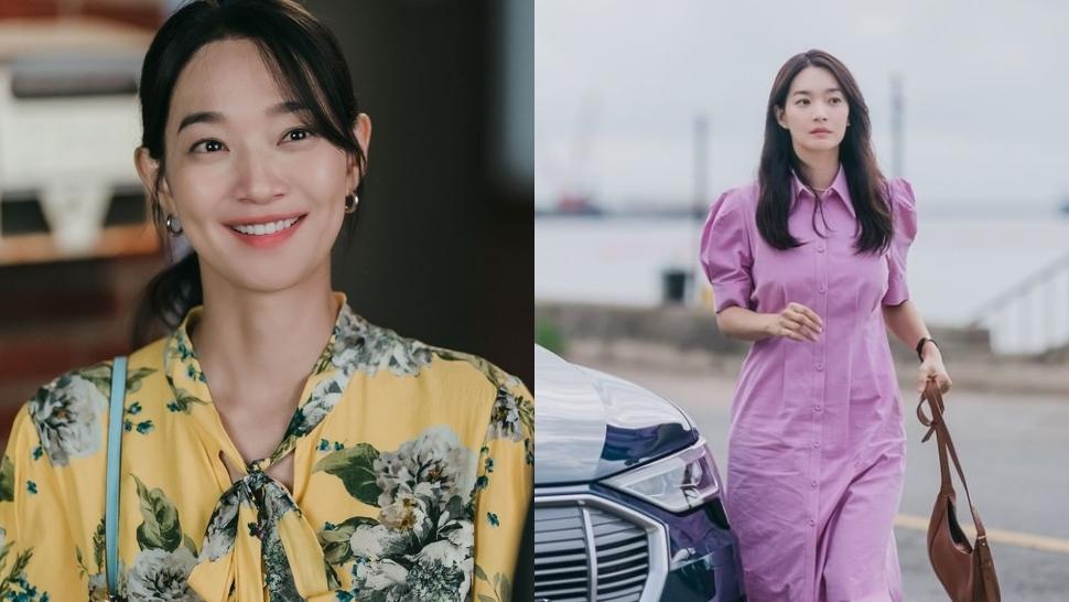 "8 Times ""hometown Cha-cha-cha"" Star Shin Min Ah Convinced Us To Wear Dainty Dresses"