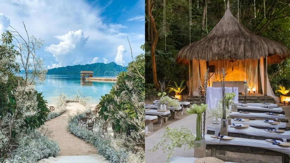 9 Exquisite Venues In Palawan To Celebrate Your Intimate Wedding
