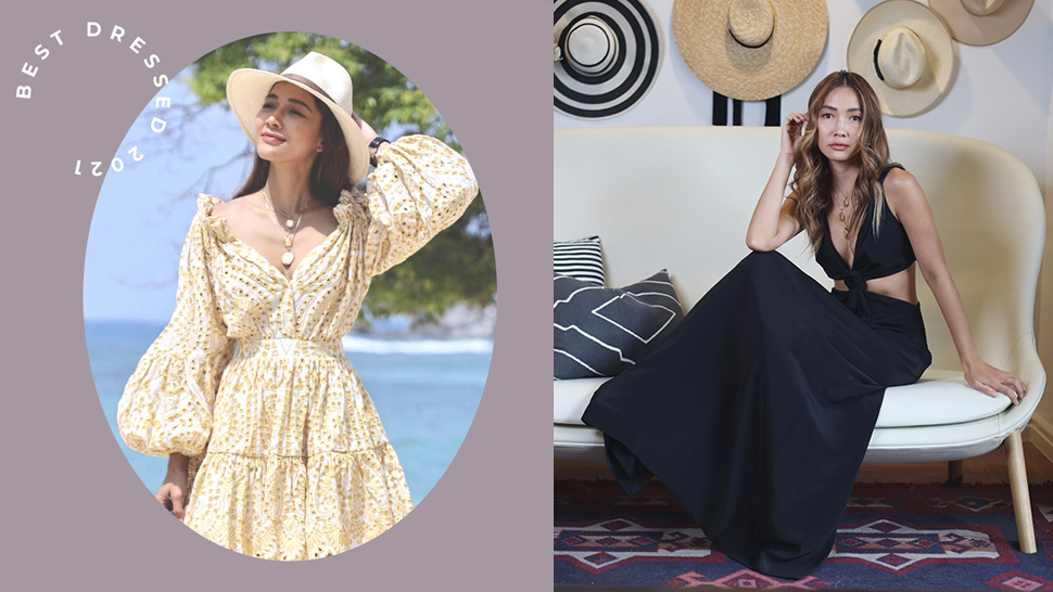 How Marie Lozano Is Transitioning Her Style For The Island Life In Her 40s