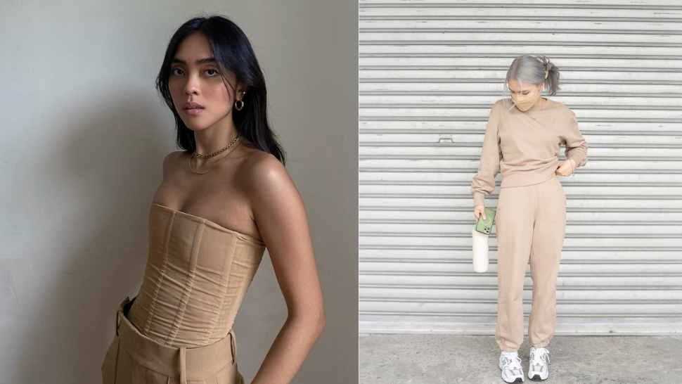These Stylish Influencers Are Proof That Skin-toned Clothes Should Be Your New Obsession