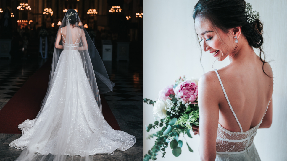 This Filipina Ballerina Got Married In The Most Stunning Hubadera Wedding Gown