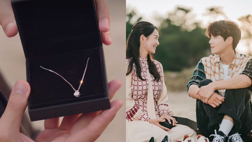 """The Real Reason Why Kim Seon Ho Proposed With A Necklace In """"hometown Cha-cha-cha"""""""
