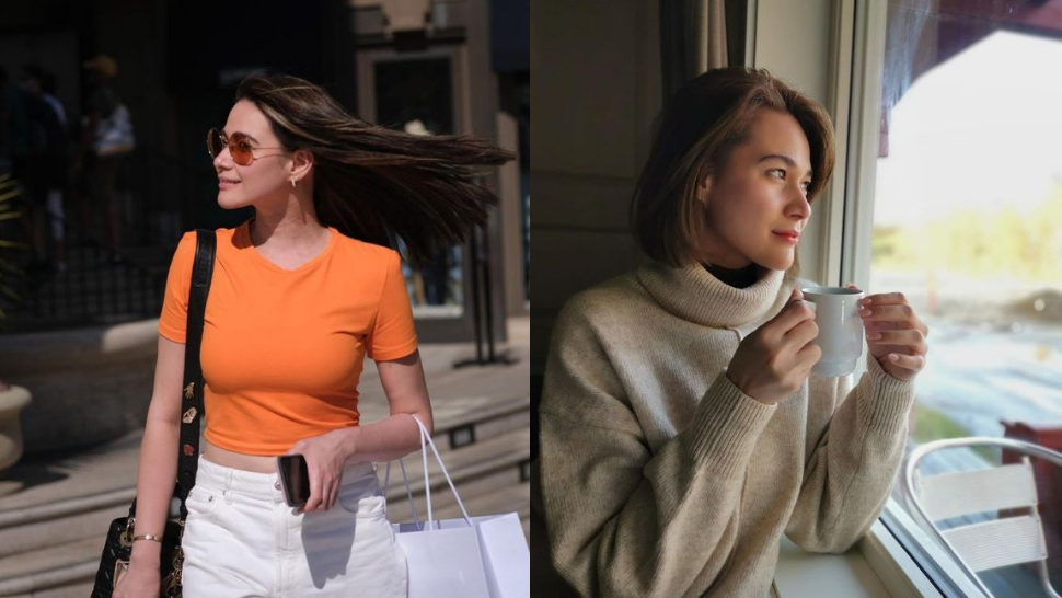 9 Instagrammable Candid Poses To Try, As Seen On Bea Alonzo