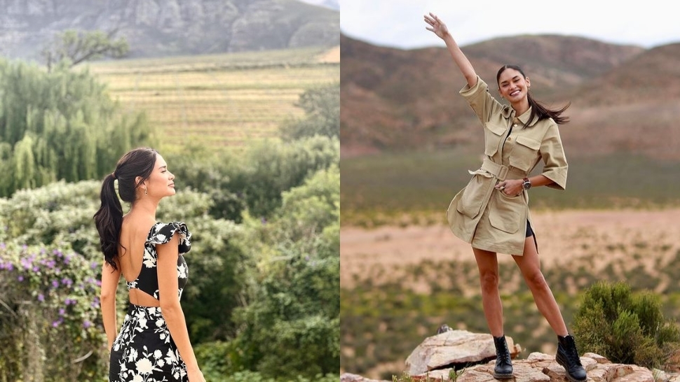 All The Places Pia Wurtzbach Visited In South Africa, As Seen On Instagram