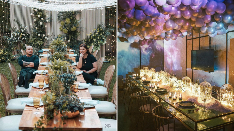 How To Host An Aesthetic Event At Home, According To Professional Stylists