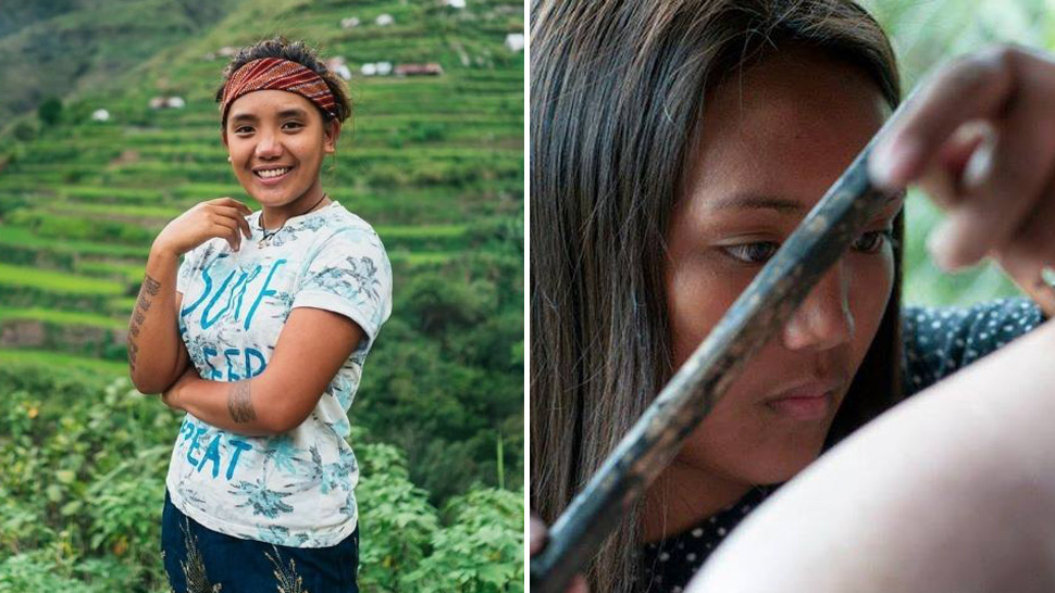 You Can Book A Tattoo Session With Apo Whang-od's Grandniece In Manila This Month