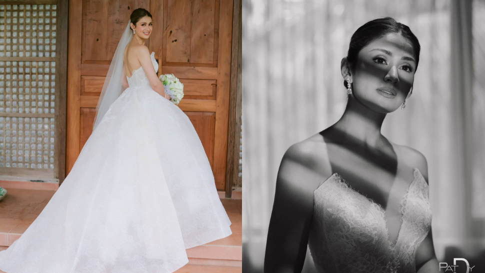 Carla Abellana's Bridal Look Is Proof That You Can Never Go Wrong With The Classics
