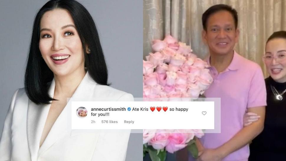 Celebrities Had The Best Reactions To Kris Aquino's Surprise Engagement Announcement
