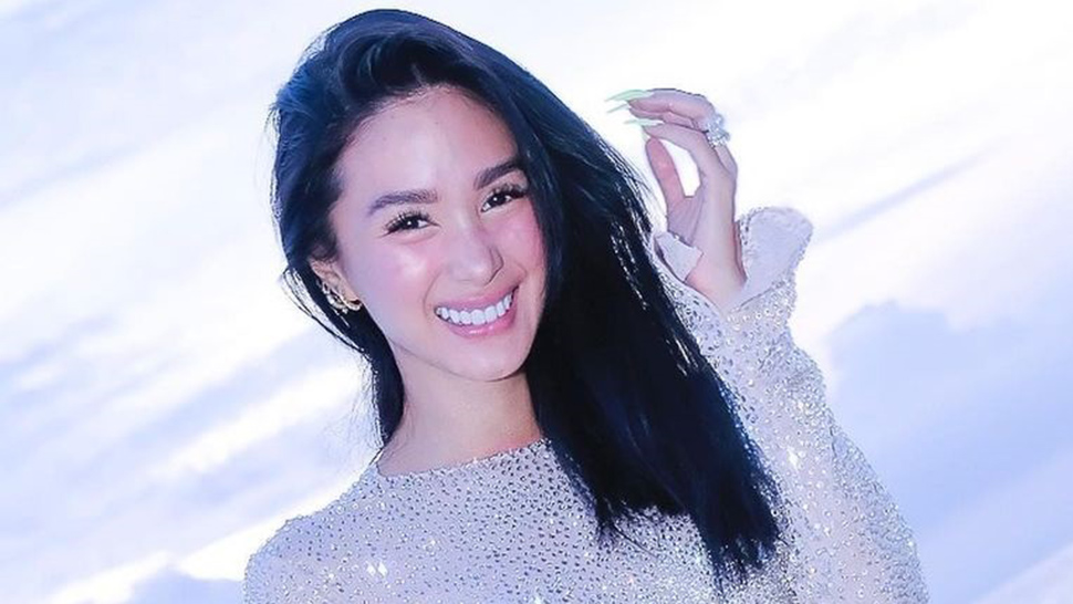This Old No-makeup Photo Of Heart Evangelista At 21 Will Make Your Jaw Drop