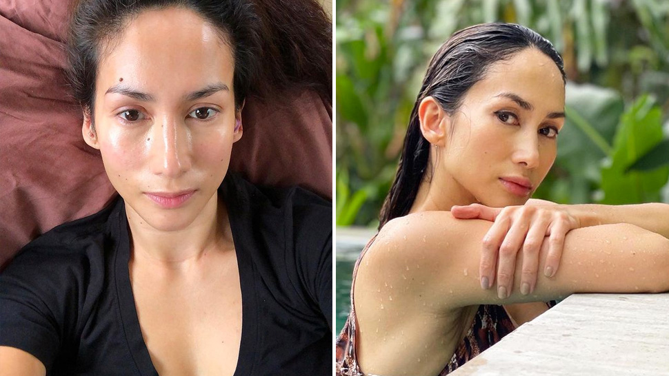 These Are Ina Raymundo's Secrets To Looking Fresh And Glowing At 45