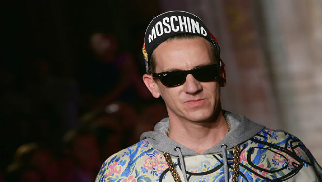 Jeremy Scott Sued Over Graffiti Dress