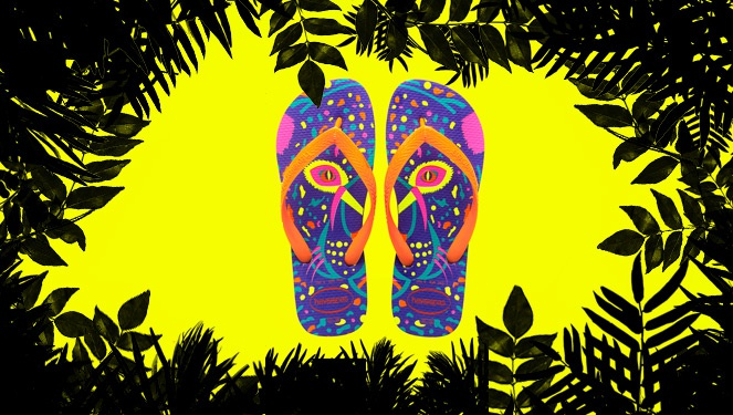 #wildwednesday With Havaianas