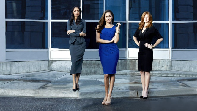 Work Wear Diaries: The Women Of Suits