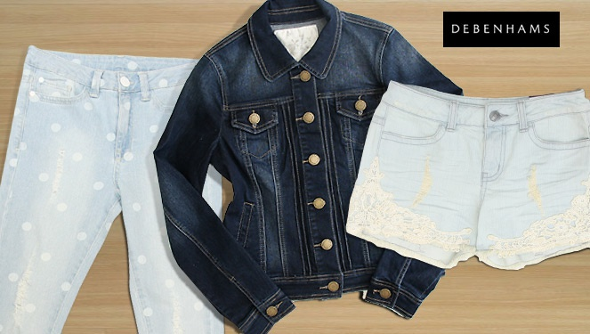Denim For Every Age