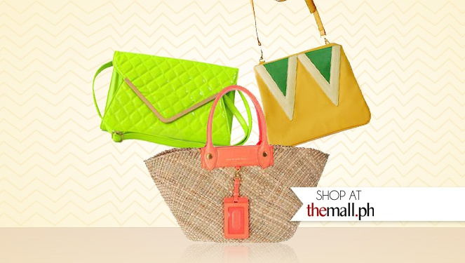 The Mall Shopping Guide: Summer Bags